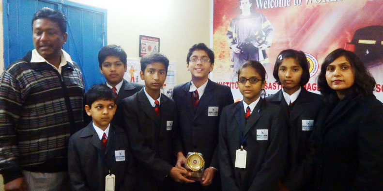 'Ignited Minds' storm into Robotic Nationals (FLL)