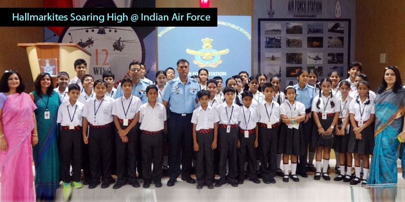 Hallmark Connects with Indian Air Force
