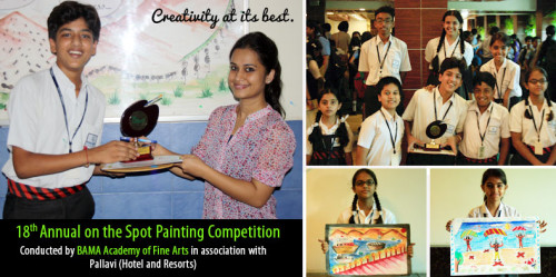 18th Annual on the Spot Painting Competition