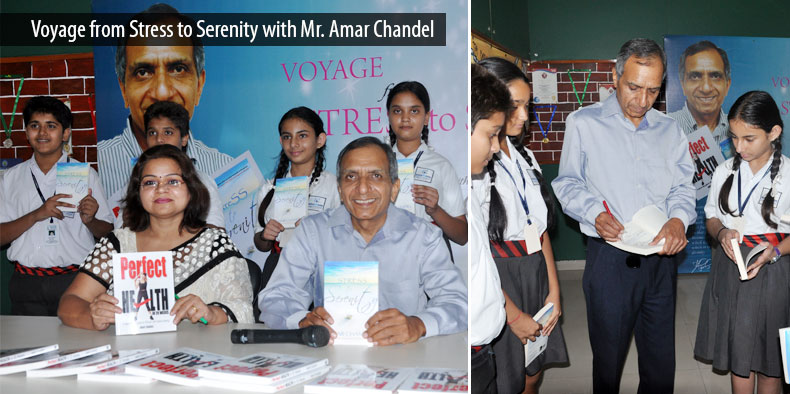 Voyage from Stress to Serenity with Mr. Amar Chandel