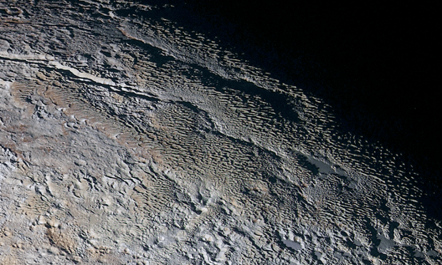 Images of Pluto and Charon...