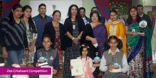 Zee Q Kahaani Competition