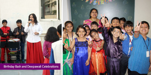 Birthday Bash and Deepawali Celebrations