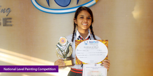 National Level Painting Competition