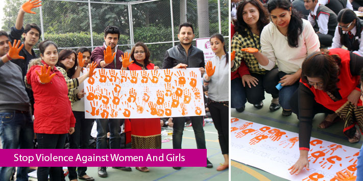 Stop Violence Against Women And Girls