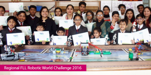 Regional FLL Robotic World Challenge 2016