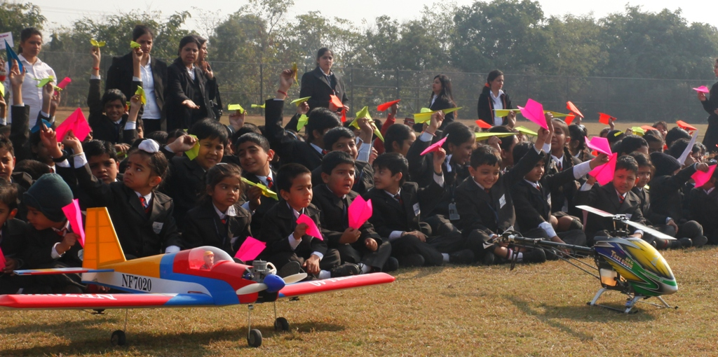 Aero Modelling Show to Develop Innovative Thinking and