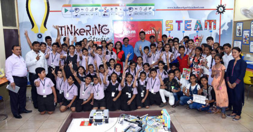 Atal Tinkering Lab For Better Learning